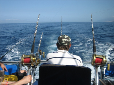 Hochseeangeln - Abenteuer zur See
