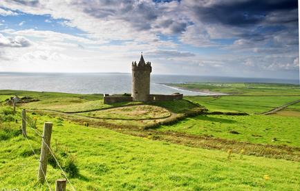 Oileáin Árann - Die Aran-Inseln