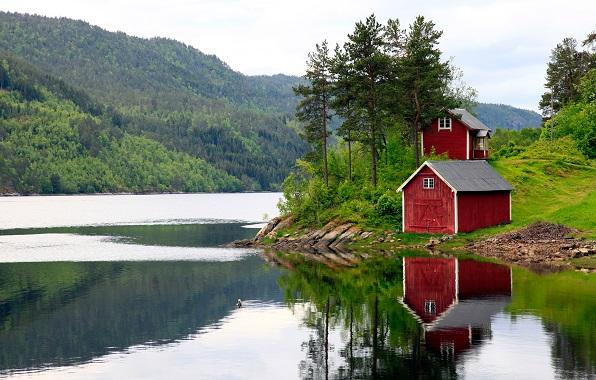 Nora - Idylle in Schweden