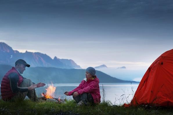 Feuer machen: So wird das Lagerfeuer sicher angelegt