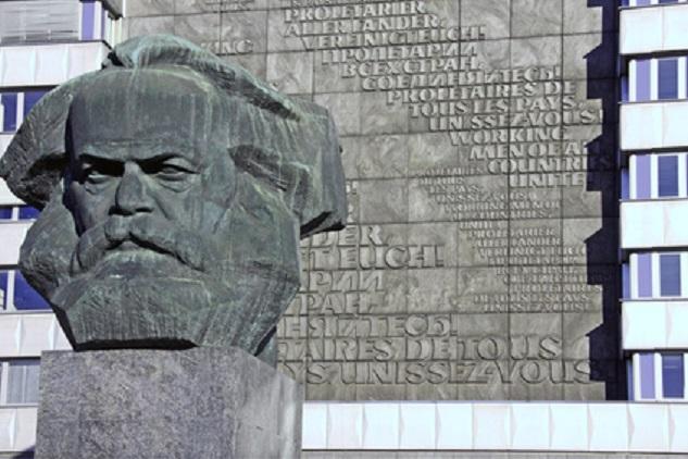 Chemnitzer Karl Marx Kopf