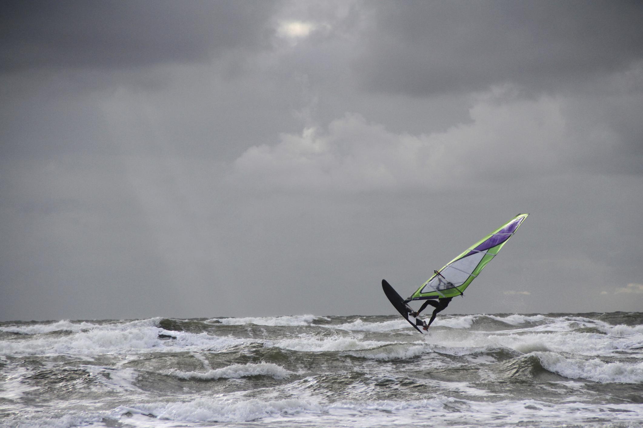 Aktivurlaub auf Sylt – Rad fahren, surfen und Strandspaziergänge