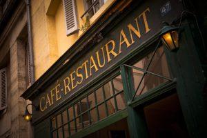 Der Artikel dient als Leitfaden zum Finden von guten Restaurants.
