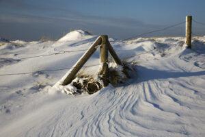 winter auf sylt