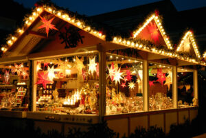 Artikelgebend sind die schönsten Weihnachtsmärkte Deutschlands.