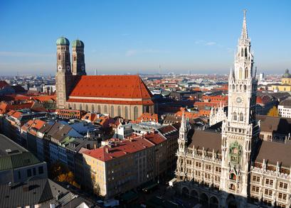 Wildes Wochenende in München: Party im Glockenbachviertel