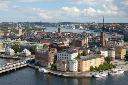 Der Artikel empfiehlt einen Städtetrip nach Stockholm.