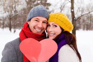 Der Artikel animiert zu einem Valentinstagstrip.
