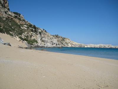 Ein griechischer Strand