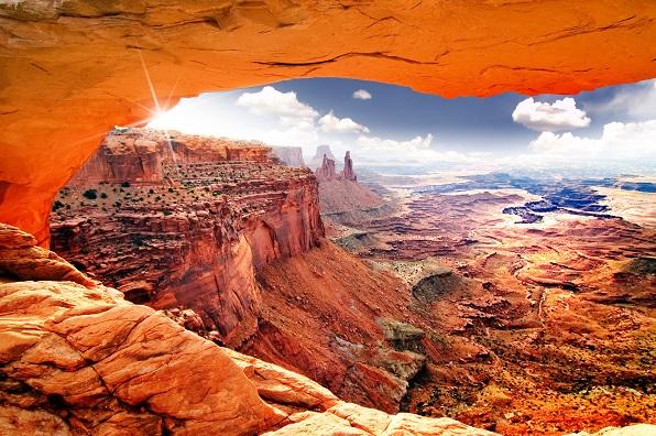 Moab - Paradies für Radsportler in den USA