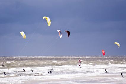 Wind und Wasser - Ein Sport-Urlaub an der Nordsee