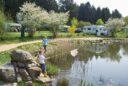 Das Südsee-Camp in der Lüneburger Heide ist ein Ferienparadies für Familien. Foto: djd/TourismusMarketing Niedersachsen/Südsee-Camp