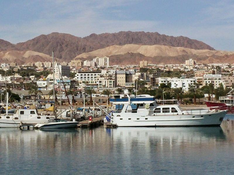 25 Grad in Eilat: Israel im Winter entdecken