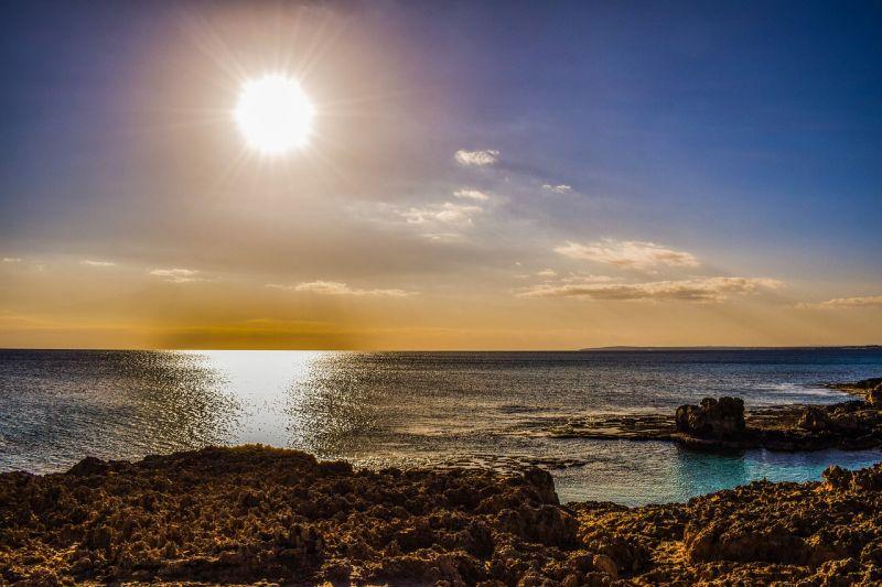 Sonne satt: An diesen Orten ist einfach immer gutes Wetter