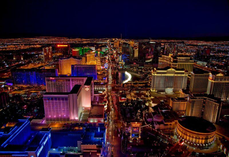 Der besondere Reiz von Las Vegas